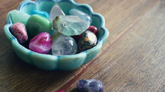 Wertvolle Steine